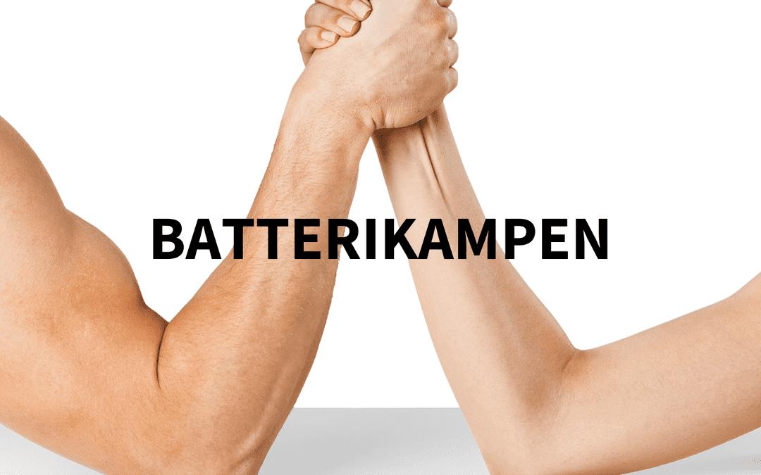 Inlägg 12 – Batterikampen: Litiumjon vs. Nickelmetallhydrid