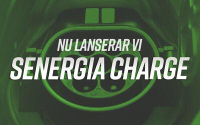 Nu lanserar vi Senergia Charge!